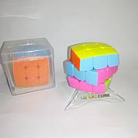 Кубик Рубика цветной 3х3 Yuxin (Kylin) скругленный (кубик-рубика)