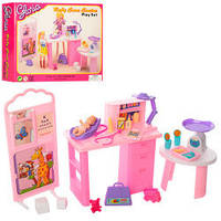 Кукольный набор кабинет доктора