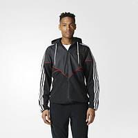 Мужская куртка Adidas Originals Premiere Fleece (Артикул: BR4016), фото 1