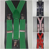 Подтяжки для подростков, Турция, цвет - зеленый, 88/68 (цена за 1 шт. + 20 гр.)