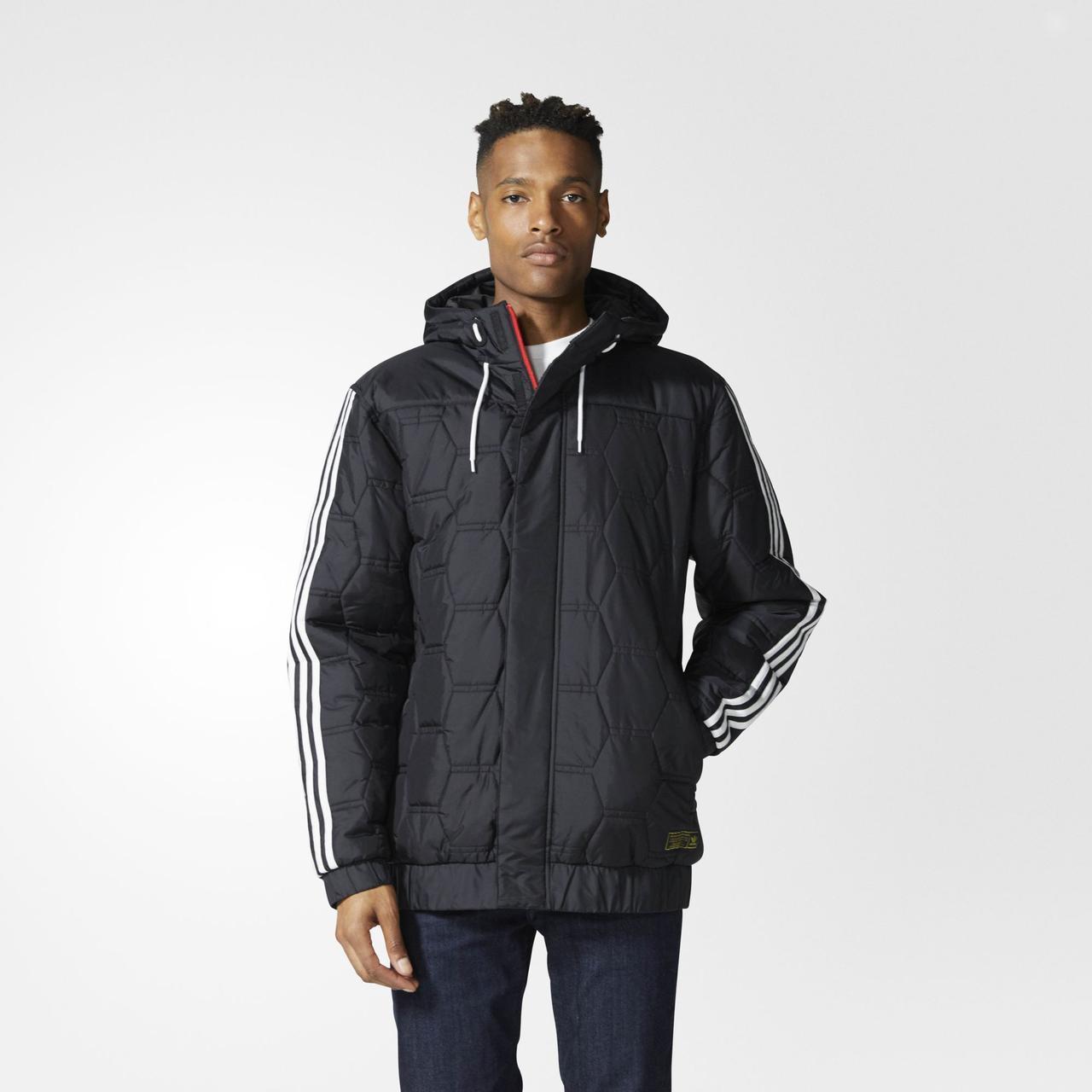 be9fa9e1b0bd Мужская куртка Adidas Originals Puff (Артикул  BR4014) - Интернет-магазин  «Эксперт