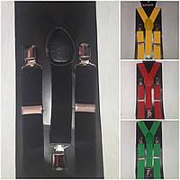 Подтяжки для подростков, Турция, цвет - черный, 88/68 (цена за 1 шт. + 20 гр.)