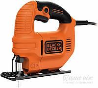 Электролобзик Black+Decker  KS501