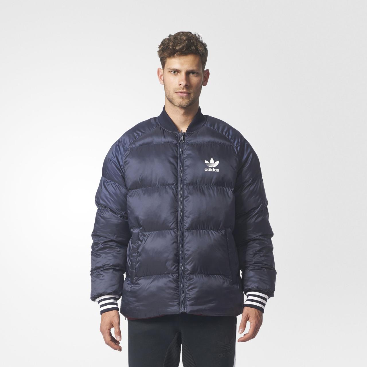 720c79d74fd6 Мужская куртка Adidas Originals SST (Артикул  BR4795) - Интернет-магазин  «Эксперт