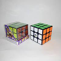 Кубик Рубика 3х3 Yuxin Kirin Black (кубик-рубика)