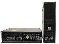 Брэндовый системный блок Dell Optiplex 755 sff