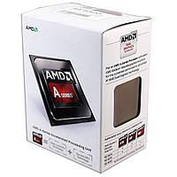 Процессор AMD A4 7300 AD7300OKHL BOX / 3.8 GHz / sFM2  / встроенная графика AMD Radeon HD8470D