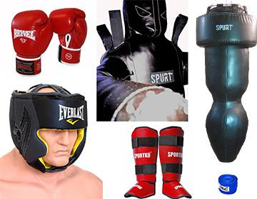 Все для бокса и единоборств