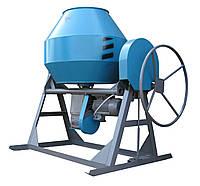 Профессиональная Бетономешалка БСБ-500 - объем 500 литров редукторный бетоносмеситель гравитационного типа