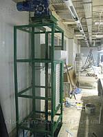 Малогрузовой межэтажный подъёмник