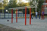 Брусья уличные БРС-110, 1700х2500х540 мм