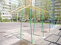 Рукоход уличный - 5 метров (размер 5000х2000х800 мм)