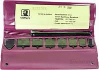 Набор сверл по дереву перовых Narex Bystrice 10-25 мм 7 шт. 853100