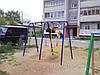 Детские качели «Дружба»,  2500х2100х1800 мм