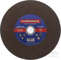 Круг отрезной по металлу Haisser A24P 300x3,0x32 мм
