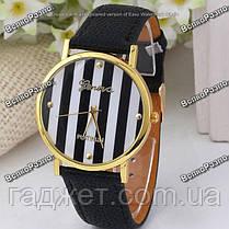 Часы Geneva Platinum черного цвета, фото 2