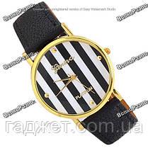 Часы Geneva Platinum черного цвета, фото 3
