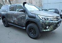 Шноркель Safari Toyota Hilux 2016+, фото 1