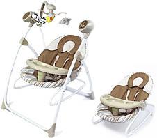 Кресло-качели  Bambi 3 в 1 BT-SC-0005  с электроприводом