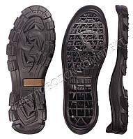 Подошва для обуви TR-5384 черная 43