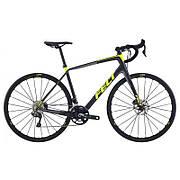 Велосипед Felt VR2 TeXtreme (Charcoal, Chartreuse) 56cm