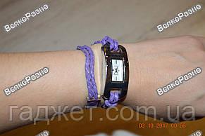 Стильные женские часы IEKE фиолетового цвета., фото 3