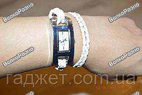 Стильные женские часы IEKE белого цвета., фото 3