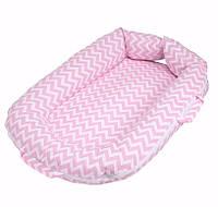 Позиционер Baby-Nest для новорожденных Пинк LC ТМ Goforkid 1330-221-993