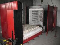 Печь с выкатным подом СДО 10.15.10/11 И4П 1000х1500х1000 мм