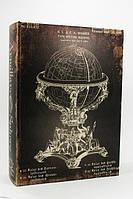 """Шкатулка-книга """"Глобус"""" L35*25*9см"""
