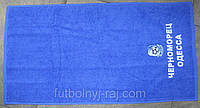 Полотенце махровое  с вышивкой