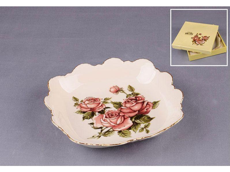 "Lefard блюдо ""корейская роза"", 17 см 85-1146"