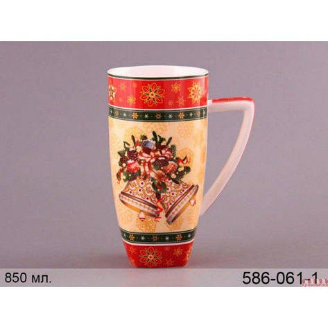 """Lefard гуртка """"новорічна колекція"""" 850 мл 586-061-1, фото 2"""