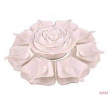 """Lefard менажниця """"троянда"""", 26 пр. 590-002"""