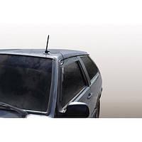 Azard Дефлекторы окон на ВАЗ 2108, 2113 (ПК, накладные)