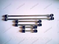 Кюветы поляриметрические для сахариметра СУ-4, СУ-5 латунные