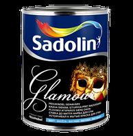 Краска для стен INOVA GLAMOUR, 2,5 л (белый w0)