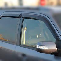 COBRA TUNING Дефлекторы окон на Ford Escape I / Maverick II '00-07 (накладные)