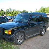 COBRA TUNING Дефлекторы окон на Land Rover Discovery II '98-04 (накладные)