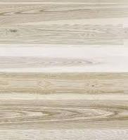 Milkshake Ясен 1 полосный, белый матовый лак, FAMILY (2200*180*14 мм).