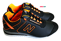 Мужские Кожаные кроссовки New Balance 41,43,45р- 30см