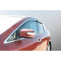Corsar Дефлекторы окон на MAZDA CX-7 '06-12 кроссовер (накладные)