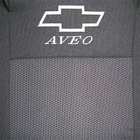 KSUSTYLE Чехлы в салон модельные для  CHEVROLET Aveo T255 '08-11 хэтчбек