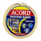 Уплотнитель утеплитель для окон Акорд (acord) для окон 5,2 м