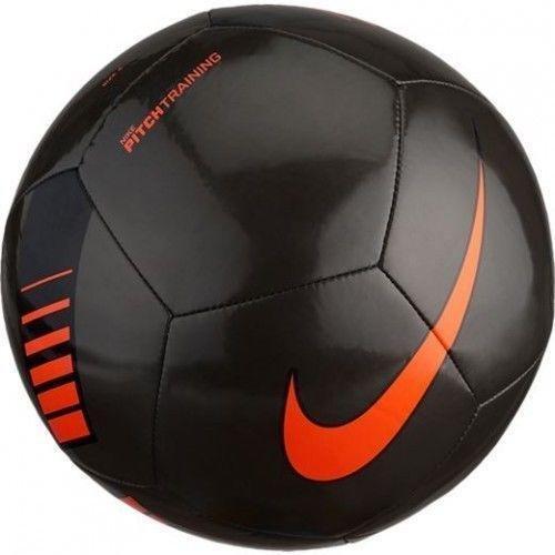 Мяч футбольный Nike PTCH TRAIN black size 4 (SC3101-008)