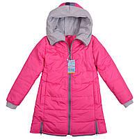 Детские куртки и плащи для девочек