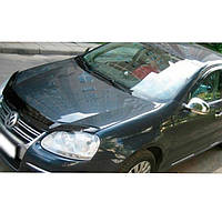 "VipTuning Volkswagen Jetta V '05-10 Дефлектор капота ""мухобойка"""