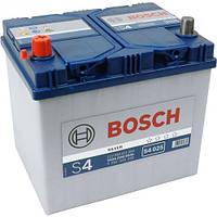 Автомобильный аккумулятор BOSCH (S4025) 60Ач
