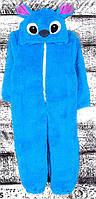 Детское кигуруми пижама Стич Размер 80 - 122 см