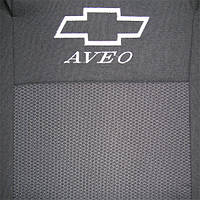Чехлы в салон модельные для  CHEVROLET Aveo T200 '02-07 седан